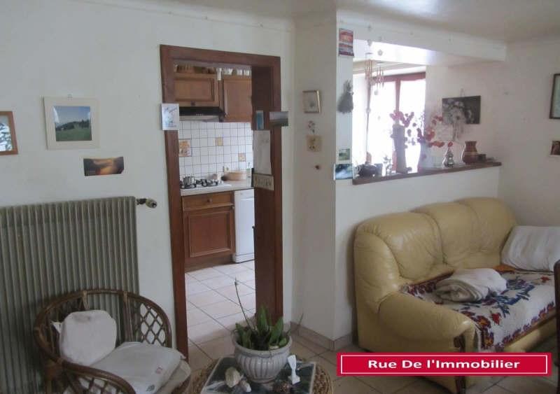 Vente maison / villa Dettwiller 202400€ - Photo 2