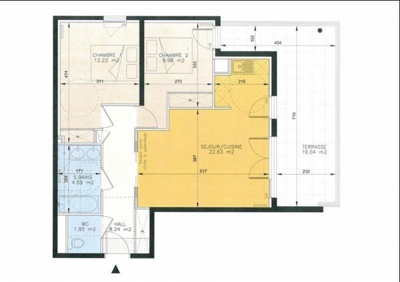 Alquiler  apartamento Montpellier 830€ CC - Fotografía 2
