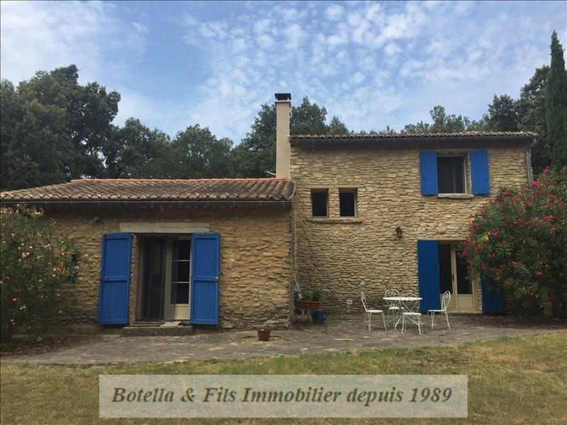 Immobile residenziali di prestigio casa Uzes 565000€ - Fotografia 1