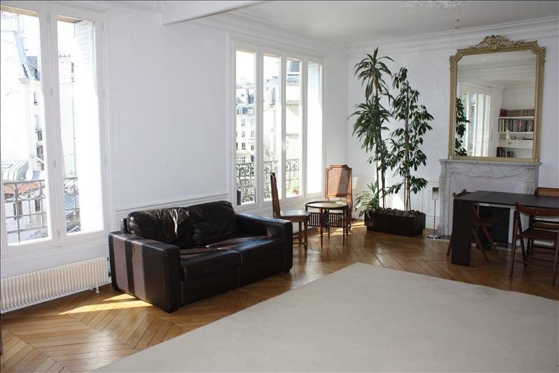 Vente de prestige appartement Paris 2ème 1442000€ - Photo 1