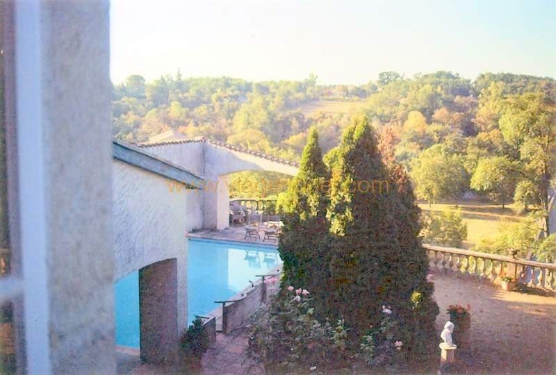 Vendita nell' vitalizio di vita casa Montricoux 335000€ - Fotografia 4