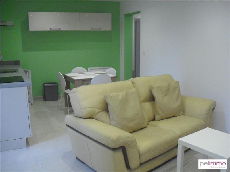 Rental apartment Grans 680€ CC - Picture 2