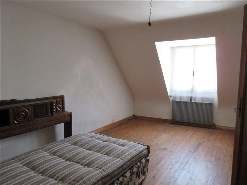 Sale house / villa Pont-croix 115500€ - Picture 6