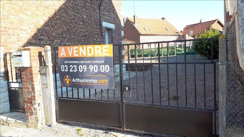 Vente maison / villa St quentin 50000€ - Photo 2