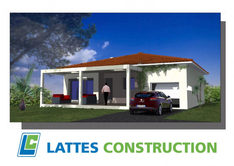 Maison  6 pièces + Terrain 605 m² Saint-Jean-de-Védas par LATTES CONSTRUCTION