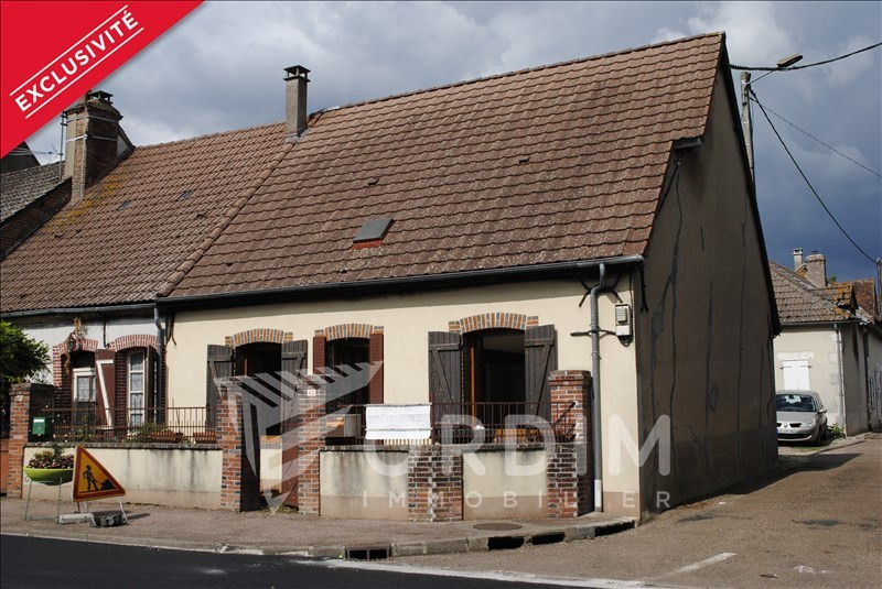 Vente maison / villa St fargeau 40 000€ - Photo 1