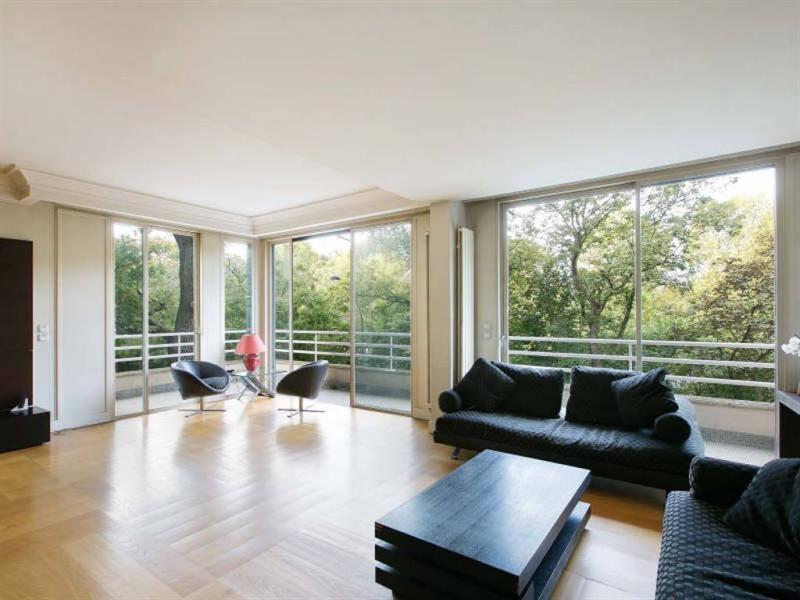 Venta de prestigio  apartamento Paris 16ème 1543800€ - Fotografía 1