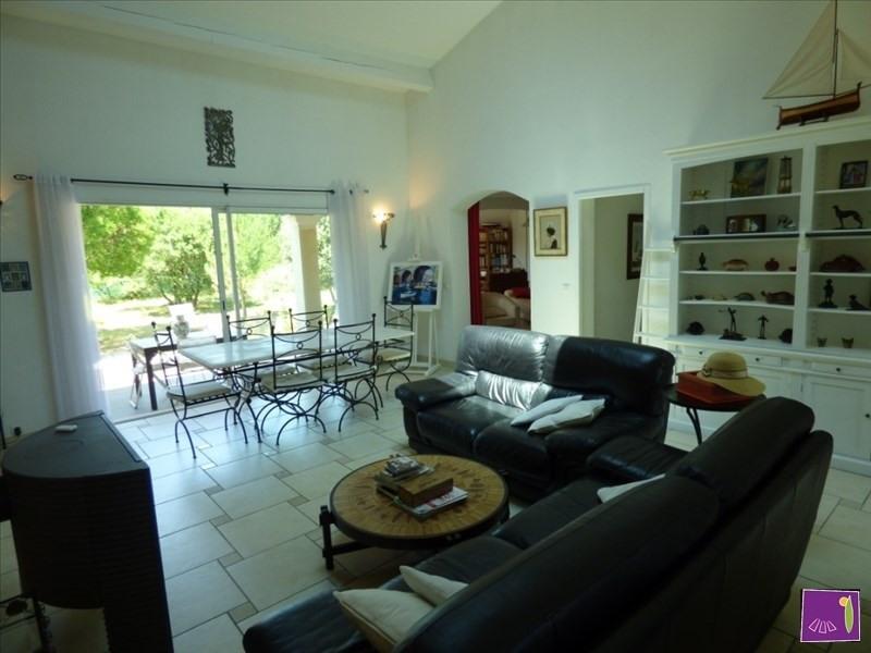 Vente maison / villa Barjac 367000€ - Photo 8