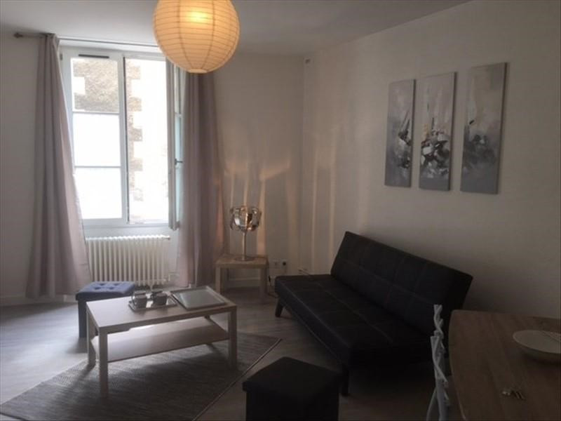 Vente appartement Poitiers 64500€ - Photo 1