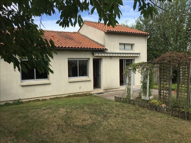 Vente maison / villa Montfaucon-montigne 156500€ - Photo 1