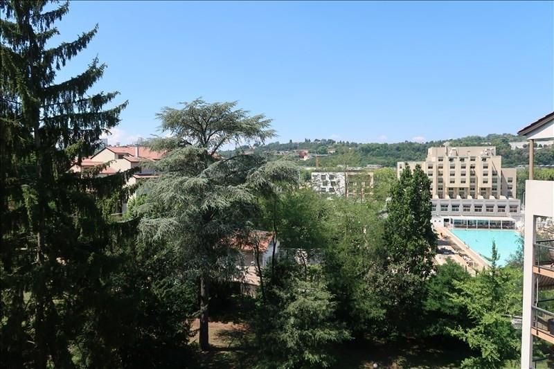 Sale apartment Lyon 4ème 495000€ - Picture 2