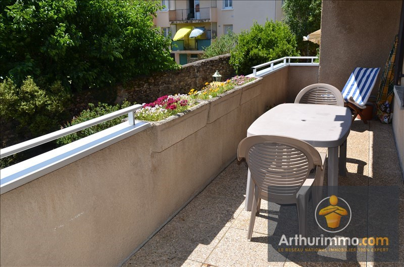 Sale apartment Annonay 135 000€ - Picture 5