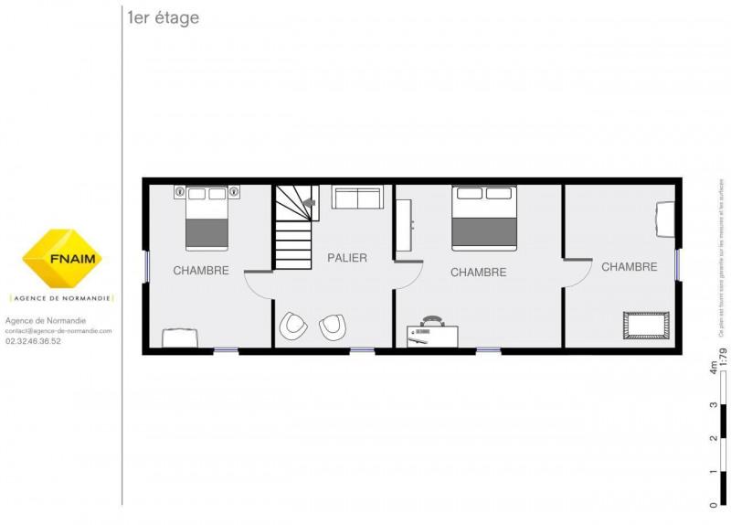 Vente maison / villa Montreuil-l'argille 129000€ - Photo 7