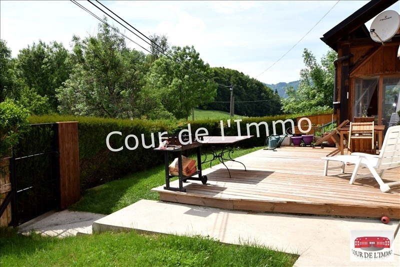 Vente de prestige maison / villa Mieussy 570000€ - Photo 1