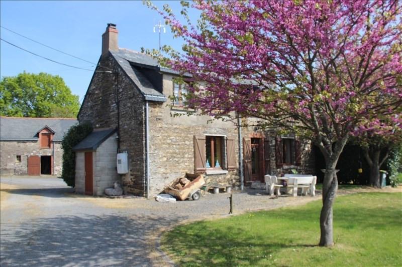 Vente maison / villa Moisdon la riviere 229900€ - Photo 2
