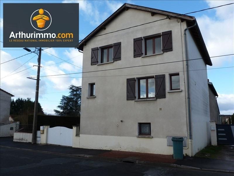 Sale house / villa Riorges 163000€ - Picture 1
