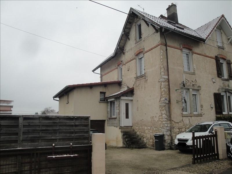 Revenda casa Badevel 82000€ - Fotografia 1