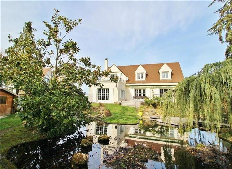 Deluxe sale house / villa Croissy sur seine 1270000€ - Picture 1