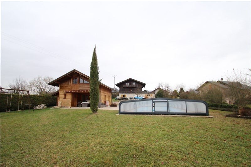 Verkoop van prestige  huis Albens 567000€ - Foto 1
