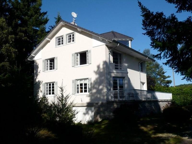 Vente de prestige maison / villa Le chambon sur lignon 575000€ - Photo 1