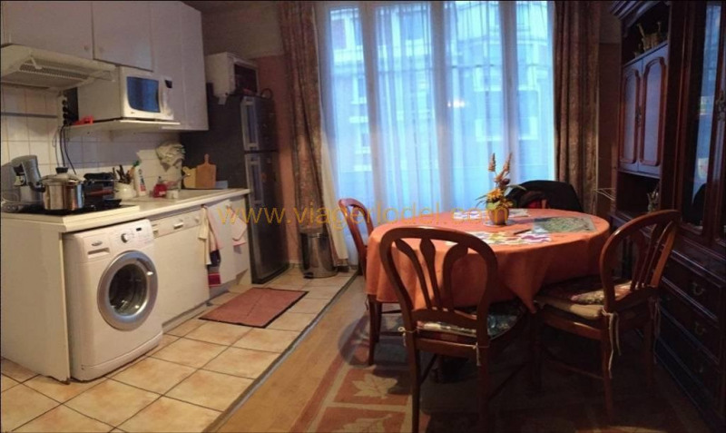 Life annuity apartment Paris 13ème 142 000€ - Picture 1