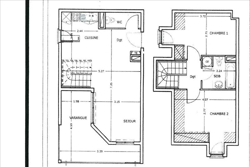 Sale apartment St denis 148000€ - Picture 2