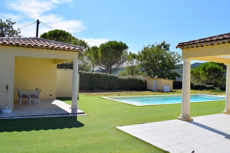 Revenda residencial de prestígio casa Bagnols-en-forêt 598000€ - Fotografia 3