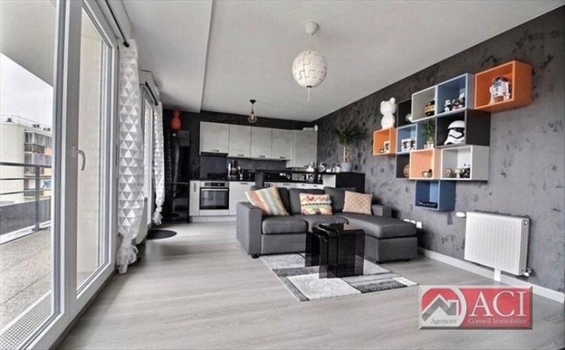 Sale apartment Epinay sur seine 206700€ - Picture 2