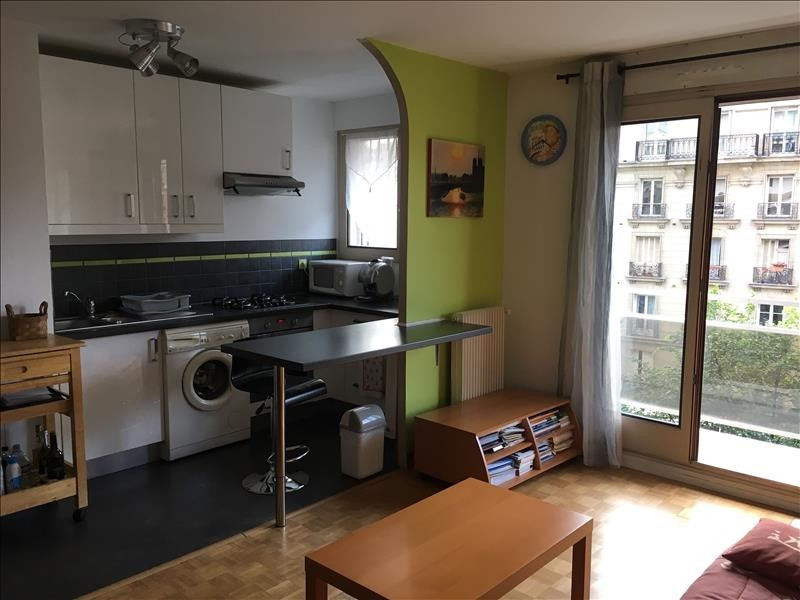 Verkoop  appartement Paris 15ème 434700€ - Foto 3