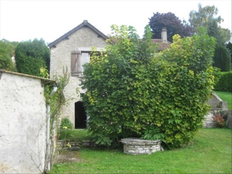 Sale house / villa Villers en arthies 137500€ - Picture 1