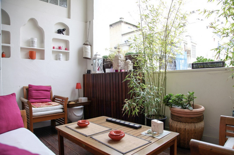 Immobile residenziali di prestigio appartamento Paris 16ème 2200000€ - Fotografia 6