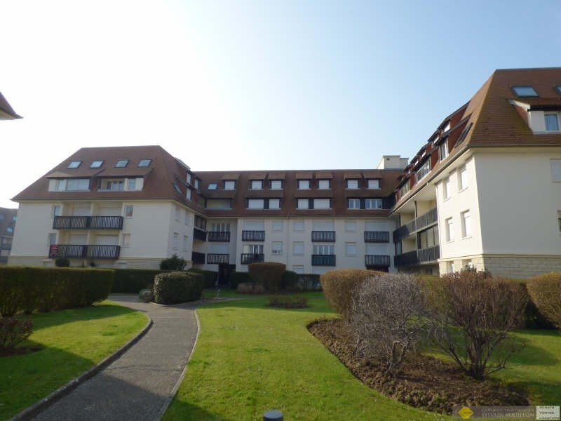 Vente appartement Villers sur mer 95 000€ - Photo 1