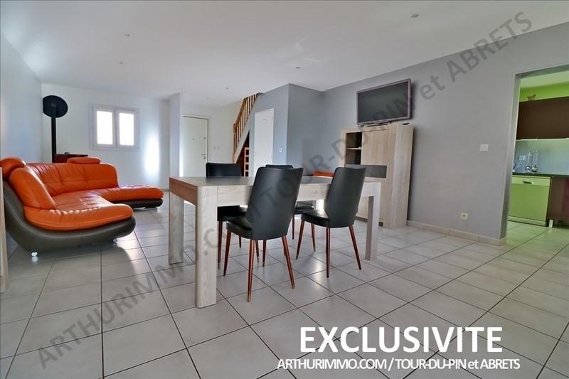 Vente maison / villa Voiron 168500€ - Photo 2