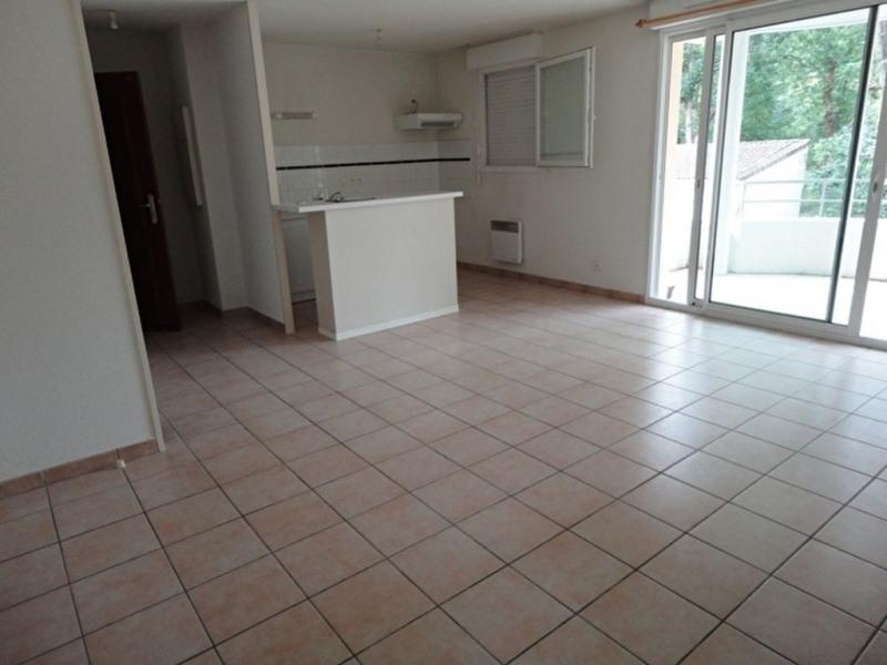Rental apartment Aire sur l adour 555€ CC - Picture 1