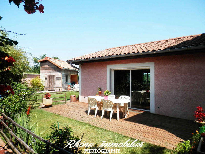 Vente de prestige maison / villa Decines charpieu 799000€ - Photo 3