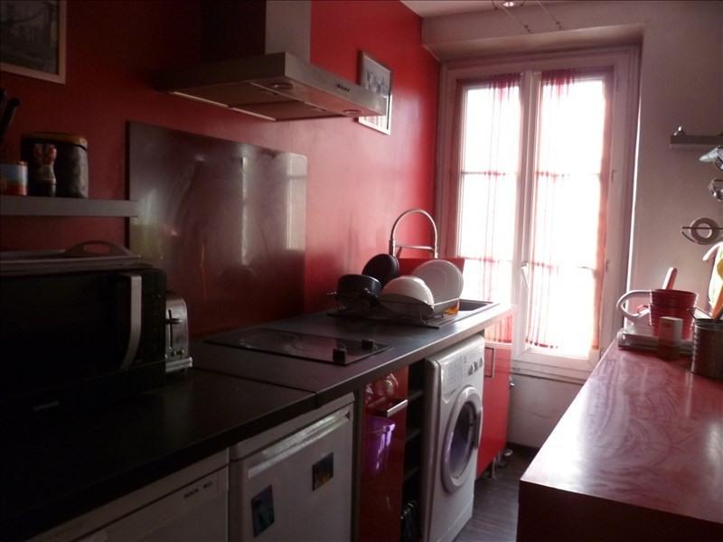 Locação apartamento Paris 18ème 750€ CC - Fotografia 2