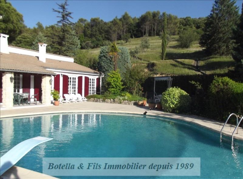 Vente de prestige maison / villa Ales 667000€ - Photo 2