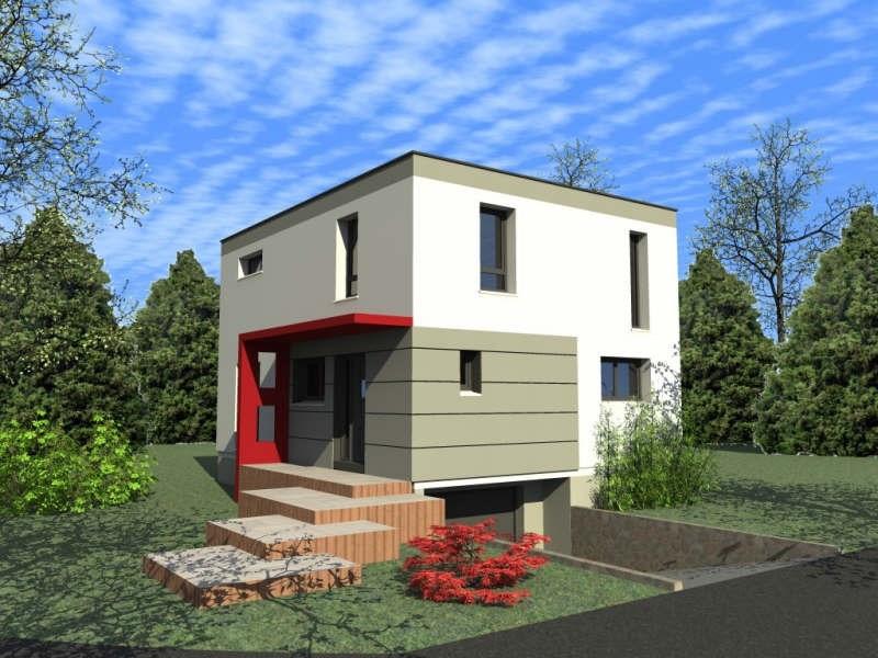 Sale house / villa Marienthal 234000€ - Picture 1