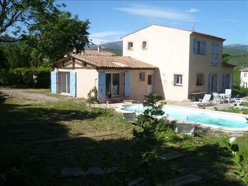 Vente maison / villa Saint cezaire sur siagne 395200€ - Photo 2