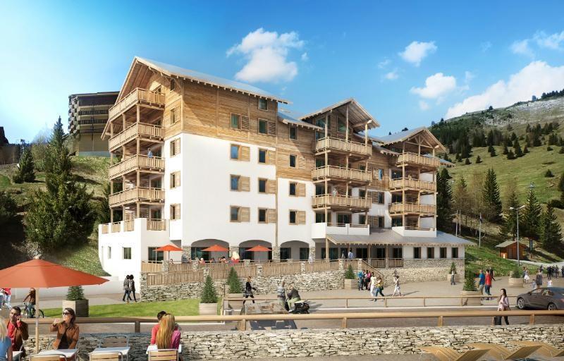 La sarenne programme immobilier neuf l 39 alpe d 39 huez - Immobilier l alpe d huez ...