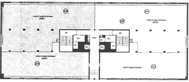 Vente bureau Villeurbanne 456450€ - Photo 7