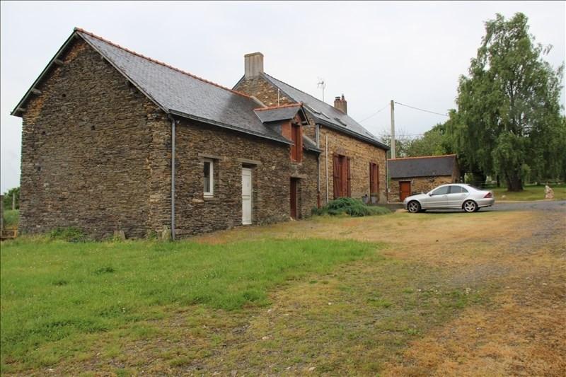 Vente maison / villa Moisdon la riviere 229900€ - Photo 1