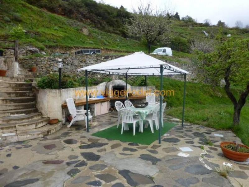 Lijfrente  huis La brigue 125000€ - Foto 15