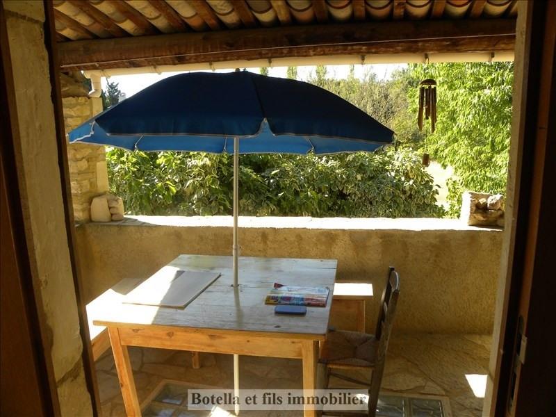 Vente maison / villa Goudargues 112000€ - Photo 6