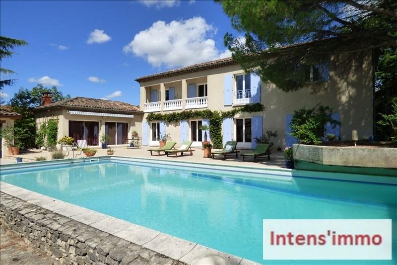 Deluxe sale house / villa Romans sur isere 562000€ - Picture 1