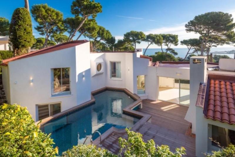 Vente de prestige maison / villa Cap d'antibes 3950000€ - Photo 2