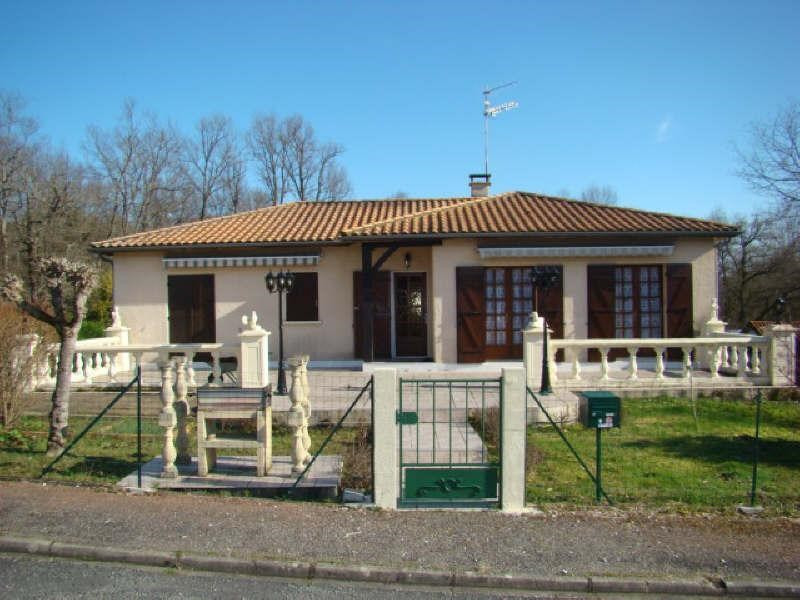 Vente maison / villa Montpon menesterol 168 000€ - Photo 1