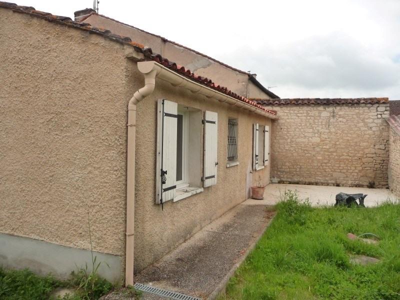 Vente maison / villa Salignac sur charente 133750€ - Photo 6