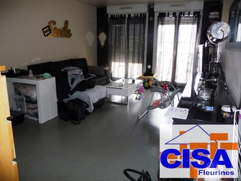 Rental apartment Creil 690€ CC - Picture 1
