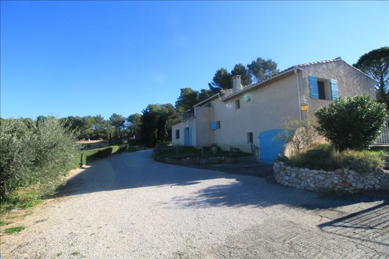Vente de prestige maison / villa Meyreuil 1050000€ - Photo 3